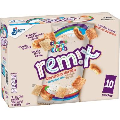 General Mills Cinnamon Toast Crunch Remix - 10oz