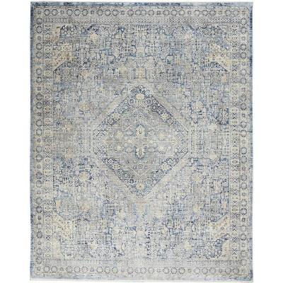 Nourison Silken Weave SLW02 Indoor Area Rug