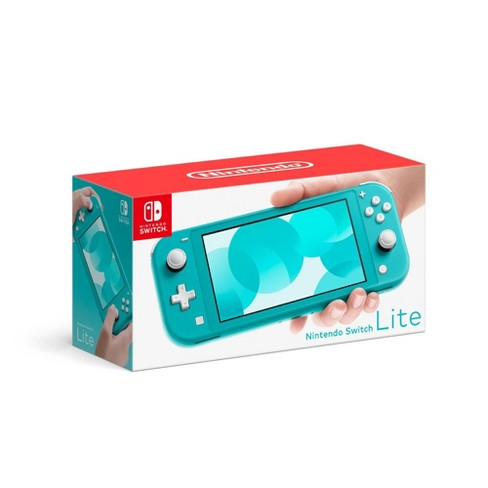 Nintendo Switch Lite - Turquoise - image 1 of 4