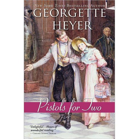 Pistols for Two - by  Georgette Heyer (Paperback) - image 1 of 1