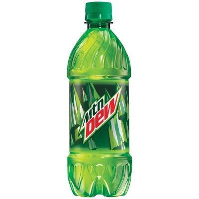 Mountain Dew Citrus Soda - 20 fl oz Bottle