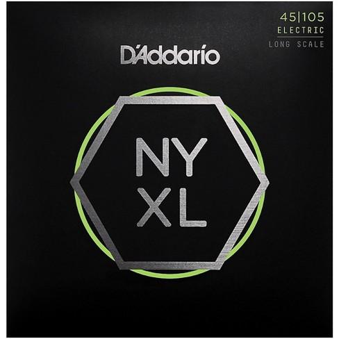 D'Addario NYXL45105 Gauge NPS Long-Scale Bass Strings - image 1 of 1