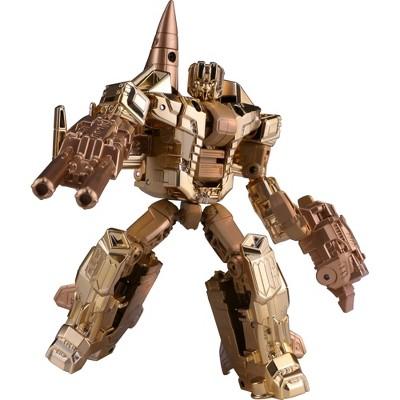 Golden Lagoon Starscream Wonderfest Exclusive | Japanese Transformers Legends Action figures
