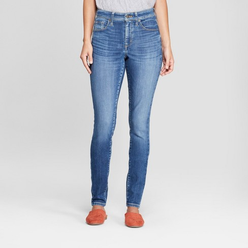 High-rise Skinny Jean Essentials jeans Donna