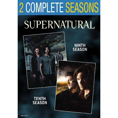 Supernatural: Seasons 9 & 10 (DVD)