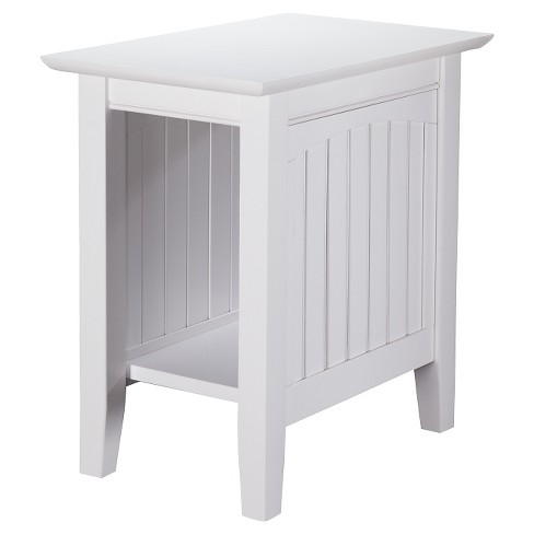 Nantucket Chair Side Table - Atlantic Furniture - image 1 of 3