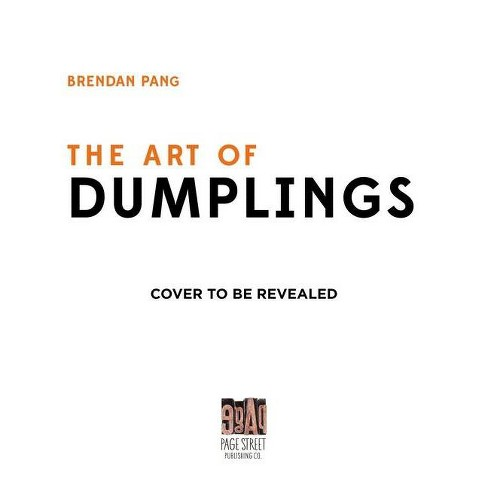 This Is a Book about Dumplings - by  Brendan Pang (Hardcover) - image 1 of 1