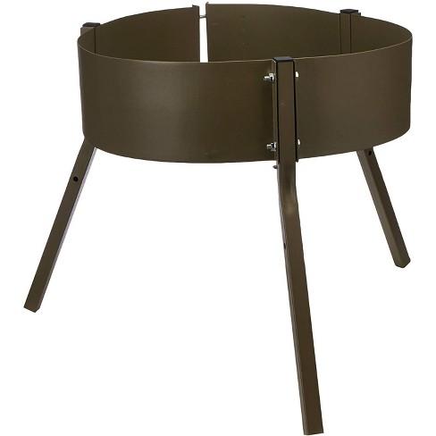 Boss Buck BB-1.3 DIY 55 Gallon Drum Tripod Deer Feeder Part 20 Inch Leg Band Barrel Stand - image 1 of 4