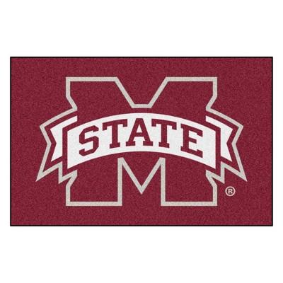 "NCAA Mississippi State Bulldogs Starter Mat 1'6"" x 2'6"""