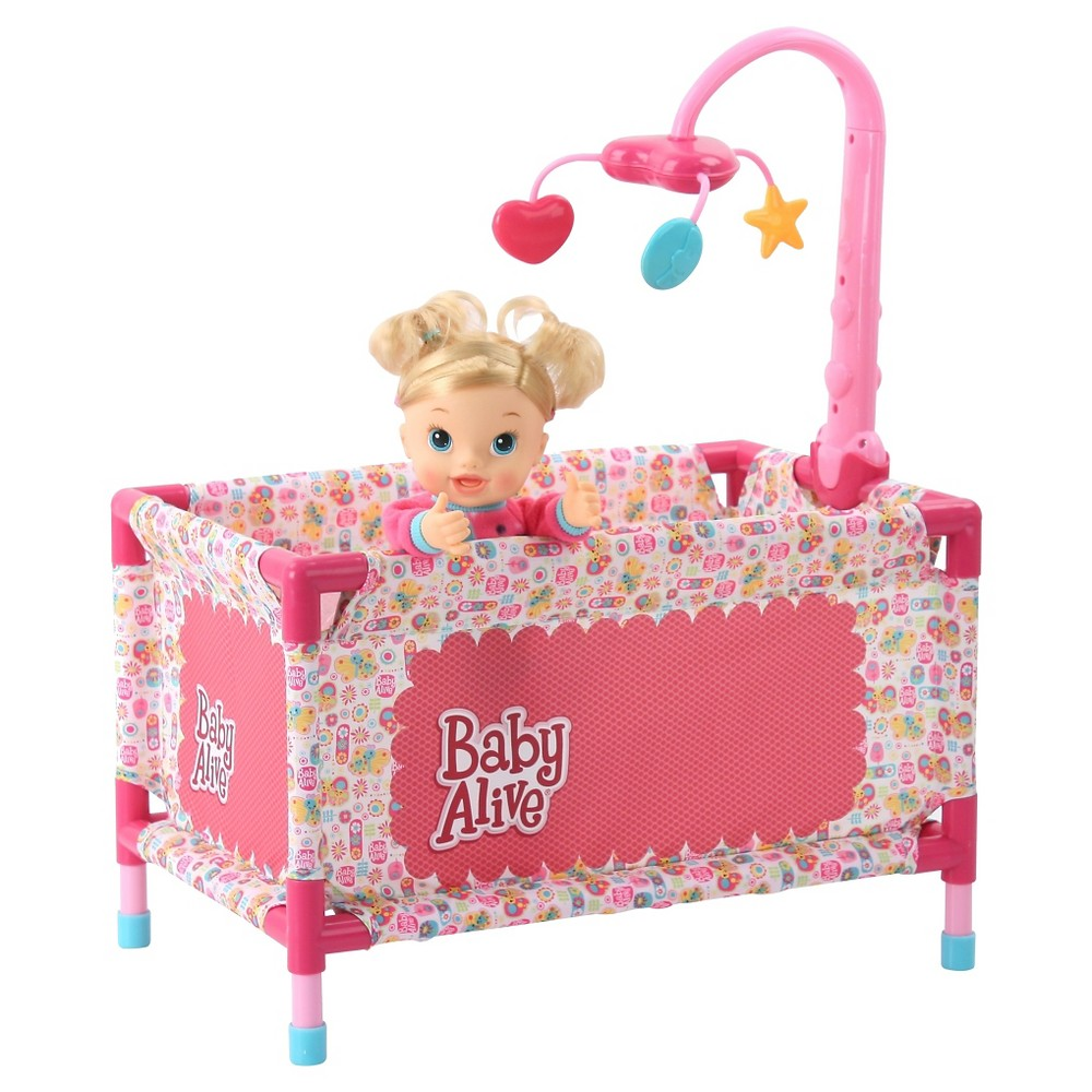 Baby Alive Doll Deluxe Play Yard