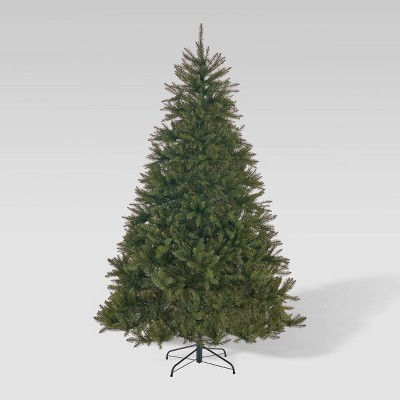 7.5ft Fraser Fir Hinged Full Artificial Christmas Tree - Christopher Knight Home