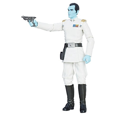 Star Wars The Black Series Grand Admiral Thrawn - image 1 of 4