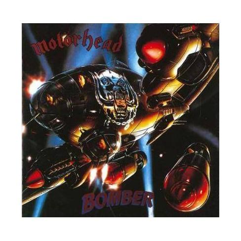 Motorhead - Bomber (CD) - image 1 of 1