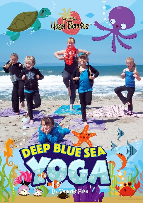 Deep blue sea yoga (DVD) - image 1 of 1