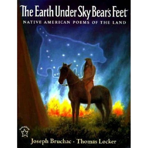 The Earth Under Sky Bear's Feet - by  Joseph Bruchac (Paperback) - image 1 of 1