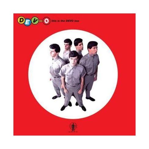 Devo - This Is The DEVO Box (Vinyl) - image 1 of 1