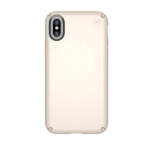 Speck iPhone X Case Presidio - Metallic Nude Gold - image 1 of 4