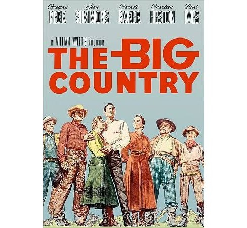 Big Country (DVD) - image 1 of 1