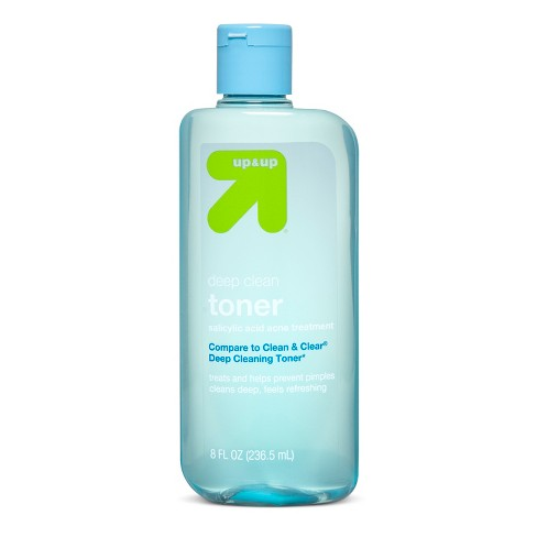 Deep Cleaning Pore Treatment - 8 fl oz - Up&Up™ (Compare to Clean & Clear Deep Cleaning Toner) - image 1 of 1