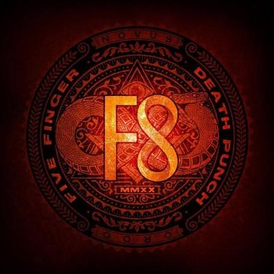Five Finger Death Punch - F8 [Explicit Lyrics] (CD)