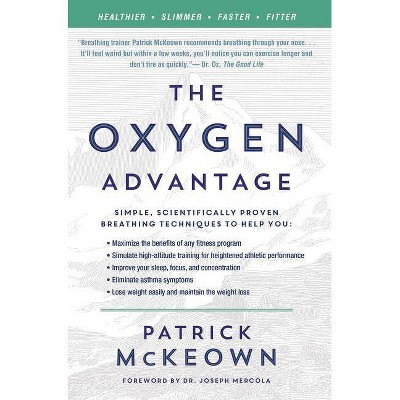 The Oxygen Advantage - by  Patrick McKeown (Paperback)