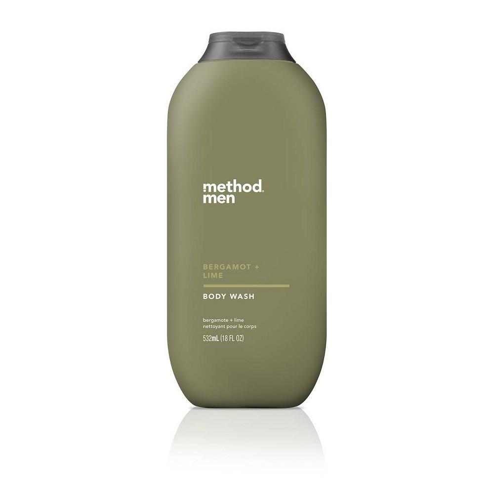 Image of Method Men Bergamot + Lime Body Wash - 18oz