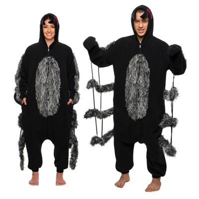 Funziez! Tarantula Spider Adult Unisex Novelty Union Suit