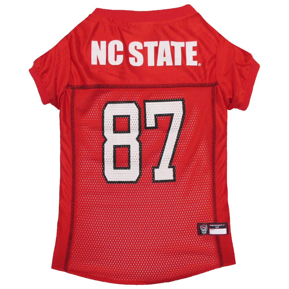 Pets First NC State Wolfpack Mesh Jersey - L, Multicolored