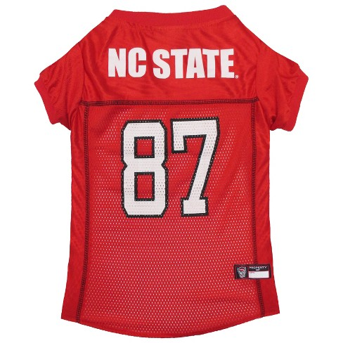 NCAA Pets First Nc State Wolfpack Mesh Jersey - L - image 1 of 2