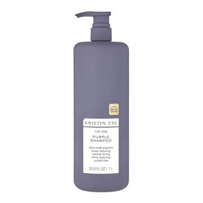 Kristin Ess The One Purple Shampoo - 33.8 fl oz