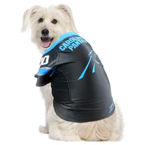 Carolina Panthers Little Earth Pet Premium Football   Target 215afc84d
