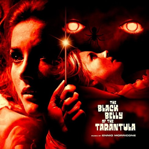 Ennio morricone - Black belly of the tarantula (Ost) (Vinyl) - image 1 of 1