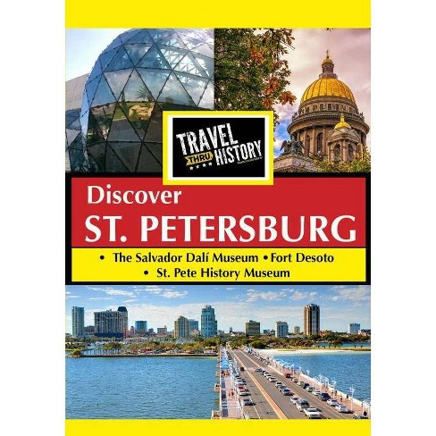 Travel Thru History: St. Petersburg, Florida (DVD) - image 1 of 1