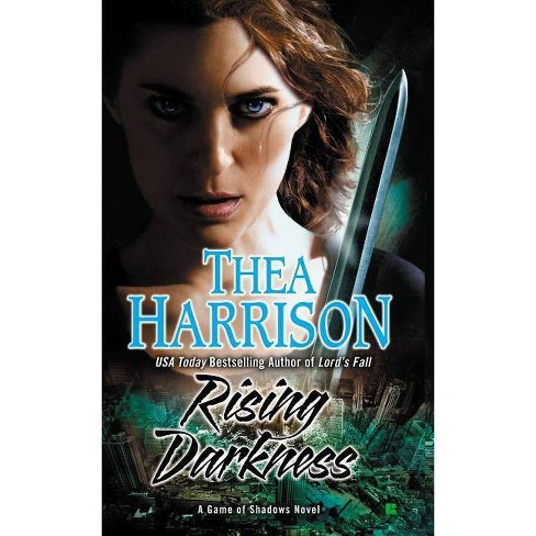 Rising Darkness - (Game of Shadows Novels) by  Thea Harrison (Paperback) - image 1 of 1