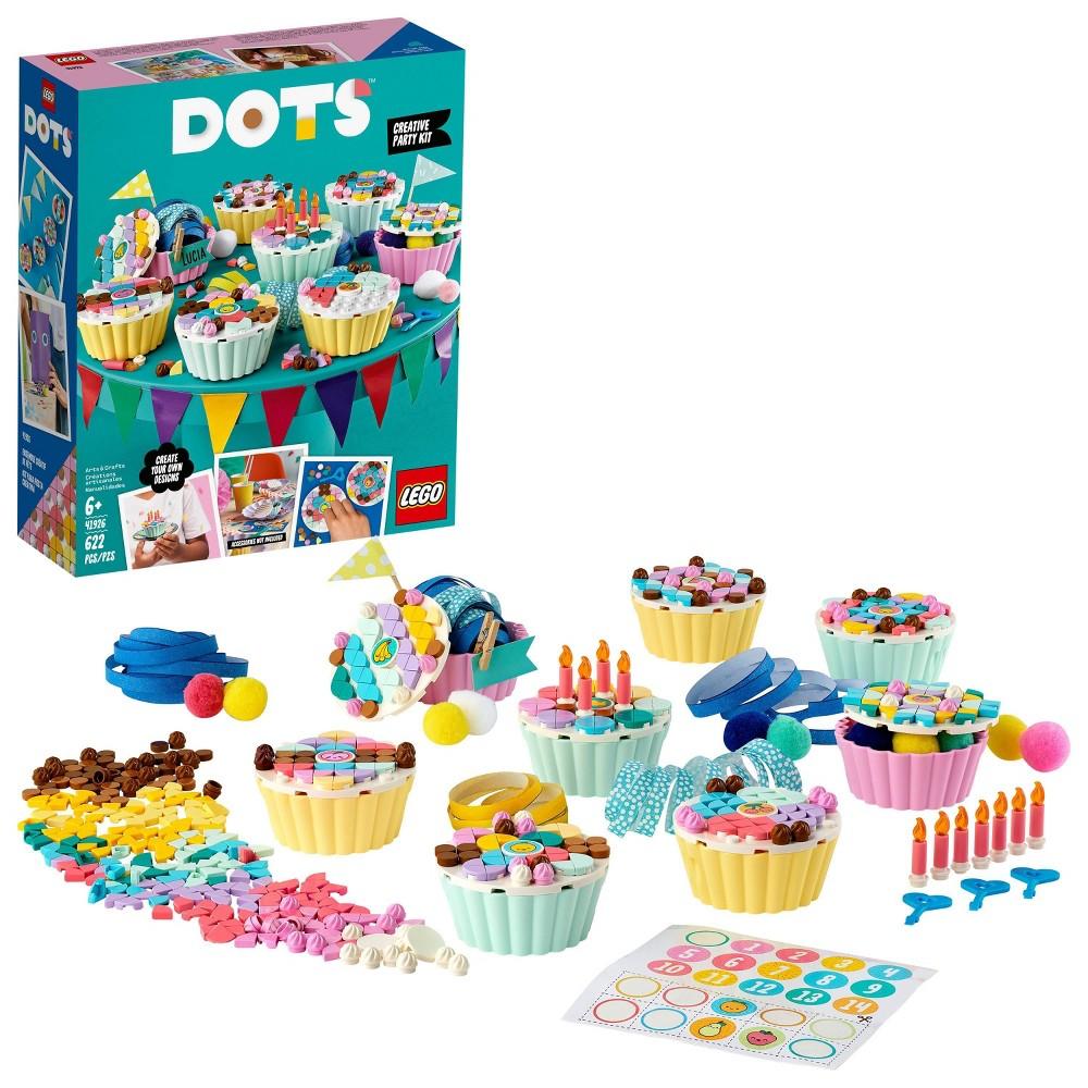 Lego Dots Creative Party Kit Diy Craft Decorations Kit 41926
