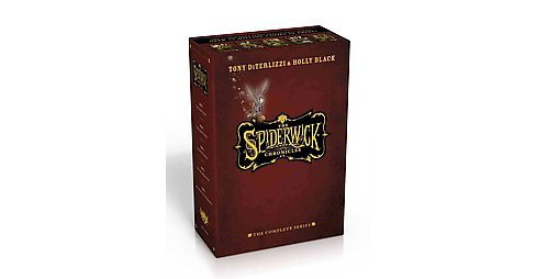 Spiderwick Chronicles : The Field Guide / The Seeing Stone / Lucinda's Secret / The Ironwood Tree / The - image 1 of 1