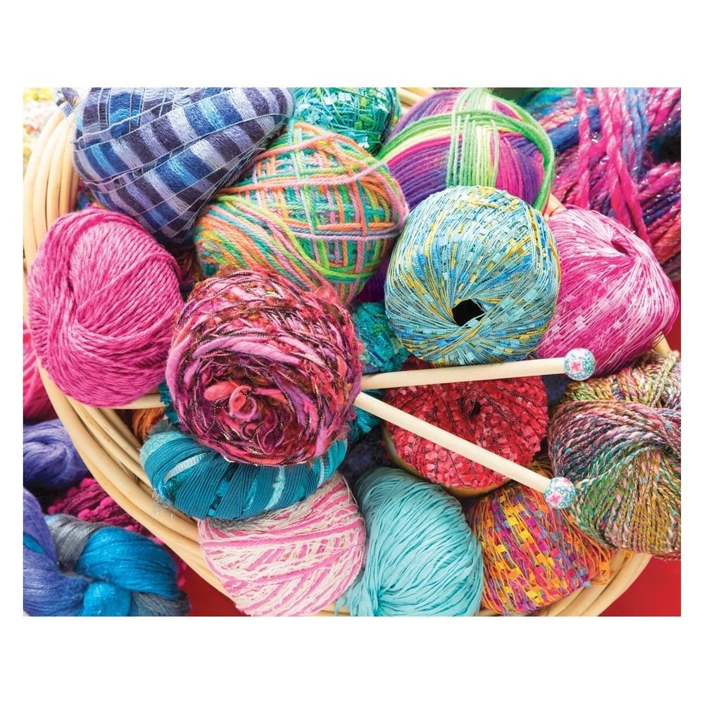 Springbok Knit Fit 1000pc Jigsaw Puzzle
