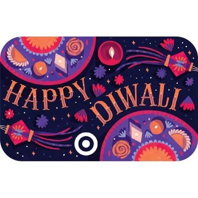 Happy Diwali Target GiftCard