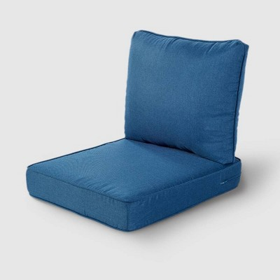 Rolston 2pc Outdoor Replacement Chair Cushion Set - Haven Way