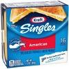 Kraft Singles American Cheese Slices - 16ct - image 3 of 4
