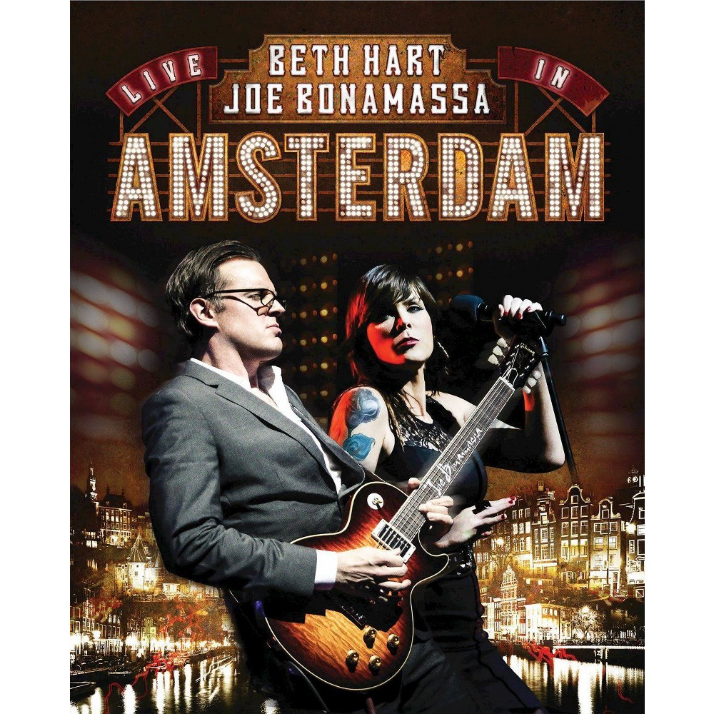 Live In Amsterdam (Dvd), Movies