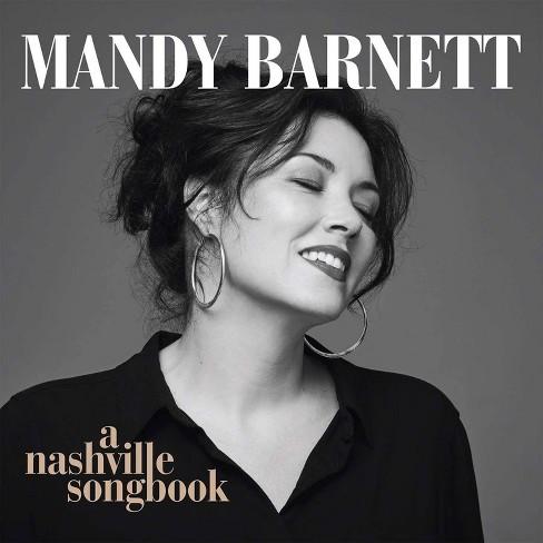 Mandy Barnett - A Nashville Songbook (CD) - image 1 of 1