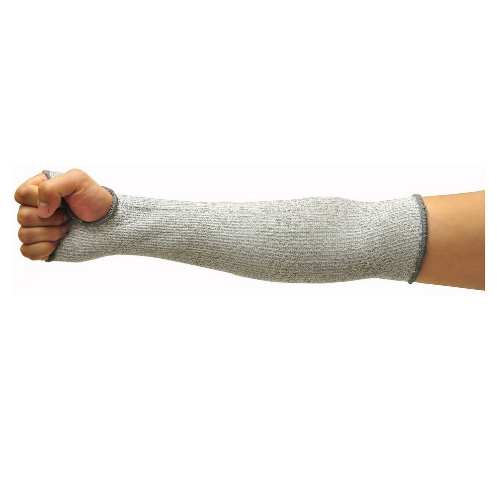 "Image of ""Cutshield 14"""" Long Sleeve with Thumb Hole - X - Large - Gray - G & F"""