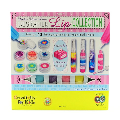 Make Your Own Designer Lip Collection - Creativity for Kids - image 1 of 2