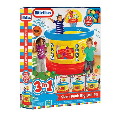 Little Tikes Slam Dunk Ball Pit - image 1 of 4