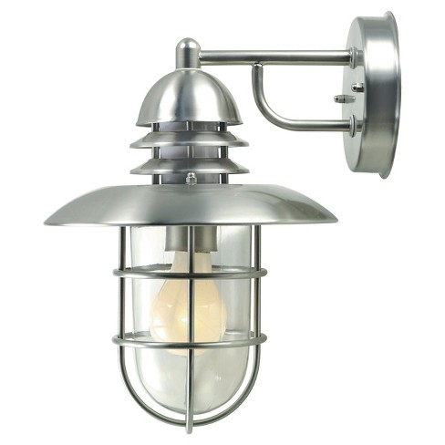 Lite Source Lamppost Outdoor Wall Lamp - image 1 of 1