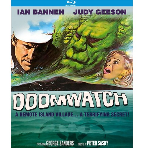 Doomwatch (Blu-ray) - image 1 of 1