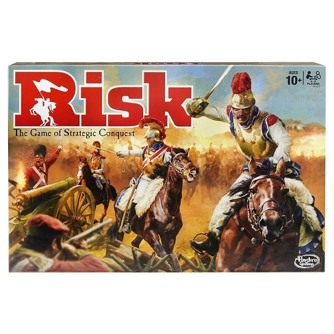 Risk Board Game - image 1 of 4