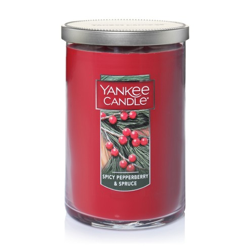 Yankee Candle® Spicy Pepperberry & Spruce Candles - image 1 of 1