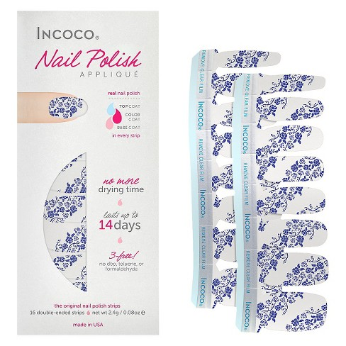 Incoco Nail Polish Applique - image 1 of 2